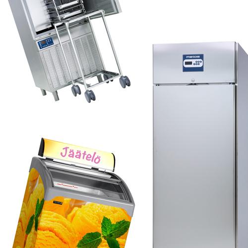 Šaldytuvai ir šaldymo kameros