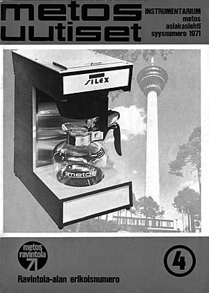 """""""Metos News 4"""" - 1971 m"""